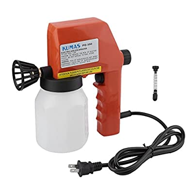 Chennly Paint Sprayer - 600ml/min Electric Air Spray Gun for Indoor & Outdoor Precise Paint, Ideal for Beginner