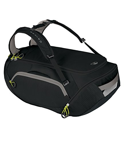 Osprey Packs Trailkit Duffel Bag, Anthracite Black, One Size by Osprey