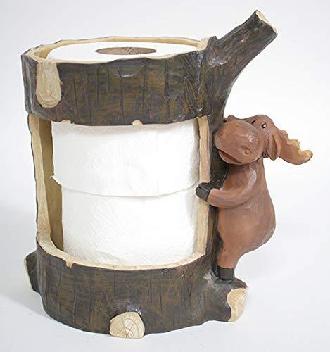- Slifka Sales Moose Toilet Paper Holder