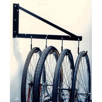 Amazon Com Tidygarage Wall Mounted Bike Rack Home Amp Kitchen