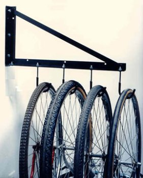 - TidyGarage Wall Mounted Bike Rack