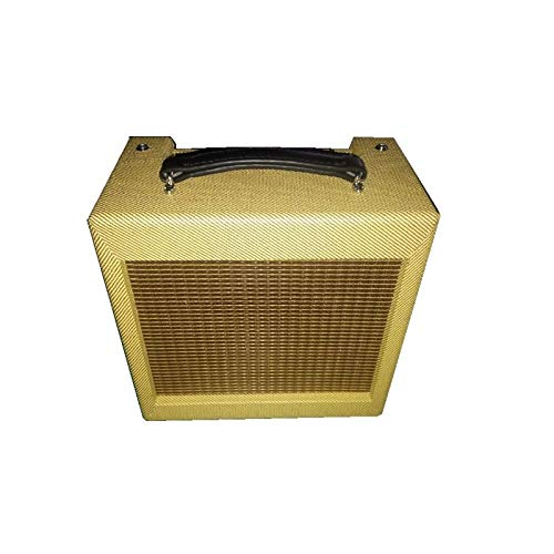 5 Watt Hand Wired All Tube guitar amp Electric Guitar amplifier 8 inch speaker Musical instruments accessories ()