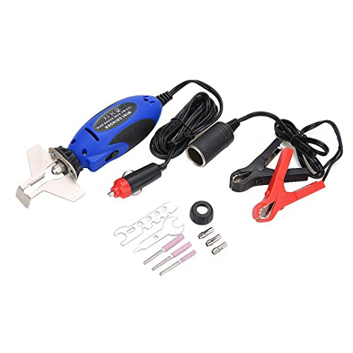 12V Electric Handheld Saw Filing Chainsaw Chain Sharpener Garden Chainsaw Sharpener by Jwn