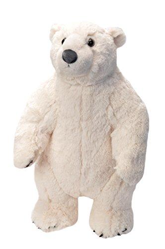 Wild Republic Polar Bear Plush, Stuffed Animal, Plush