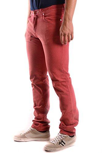 Jacob Cohen Homme MCBI160056O Rouge Coton Jeans