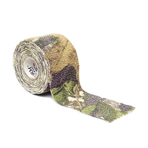 Gear Aid McNett Tactical Camo Form Protective Camouflage Wrap, Mossy Oak Obsession, 2