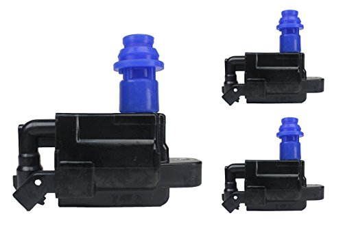 - Ignition Coil for Lexus - GS300 IS300 SC300 - Toyota - Supra - 3.0l V6 Compatible with C1153 88921376 90919-02216 - 3 PACK