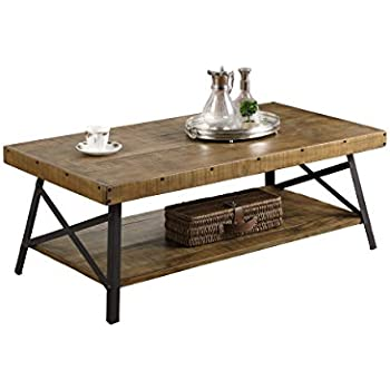 a remodelaholic alluring wood how build and coffee modern metal table industrial to