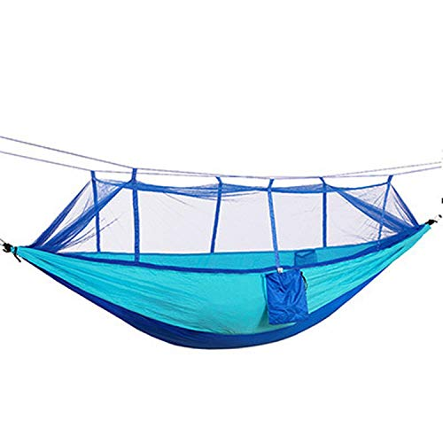 JIA-WALK Mosquito Free Hammock Net Ultralight Outdoor Portable for Travel Survival Camping Sleeping