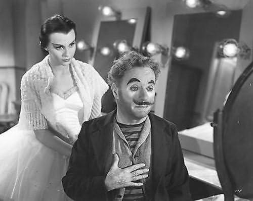 Charlie Chaplin Limelight 8x10 Photo