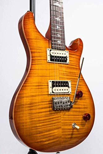 - PRS Paul Reed Smith SE Custom 22 Electric Guitar with Gig Bag, Vintage Sunburst