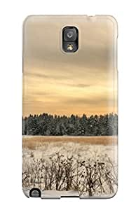 Galaxy Note 3 Cover Case - Eco-friendly Packaging(winter)