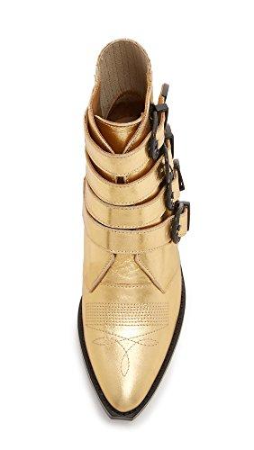 Pulla Gold Golden Toga Texan Leather Woman's p8xTwn10qd