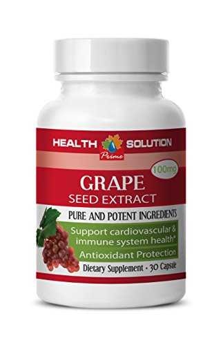 grape seed oil pills - 9