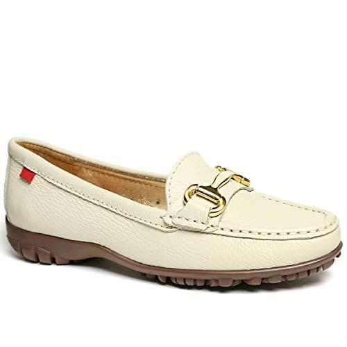 MARC JOSEPH NEW YORK Women's Leather Made in Brazil Grand Street Golf Shoe