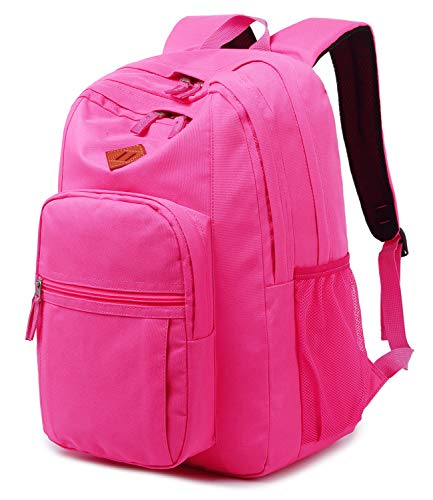 Abshoo Girls Solid Color Backpack For College Women Water Resistant School Bag ()
