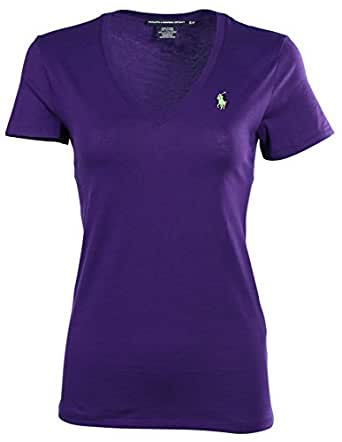 Ralph Lauren Women's Sport V-Neck T-Shirt