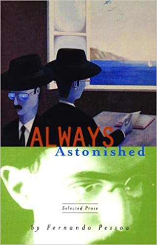 Book Always Astonished: Selected Prose