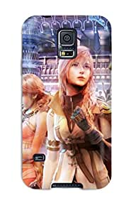 New Style Case Cover For Galaxy S5 - Retailer Packaging Final Fantasy Protective Case 1159453K71373674