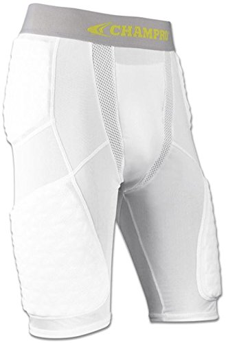 Champro Adult Tri-Flex Padded Short (ADULT-XX-Large) BHBUKPPAZINH5529