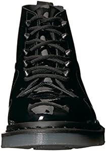 online here limited guantity buy best Dr. Martens Womens Church Stud Black Size: 9: Amazon.com.au ...