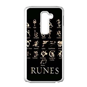 Happy Fire Blood Hot Seller Stylish Hard Case For LG G2