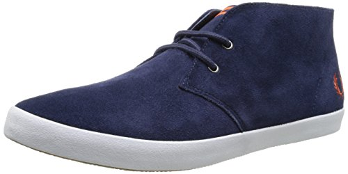 FRED PERRY B4271-325 BYRON MID DARK CHOCOLATE azul