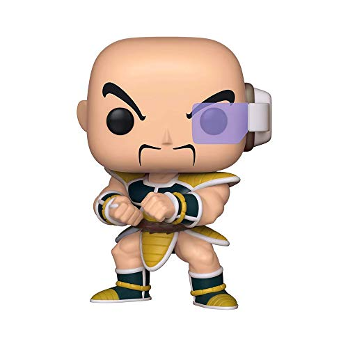 Funko Pop! Vinilo Dragonball Z S6 Nappa, Multicolor, Estandar