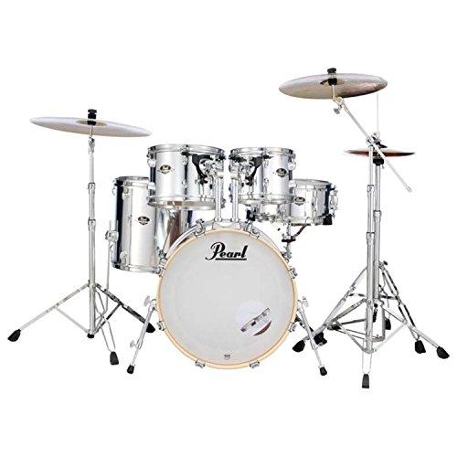 pearl export drum set for sale only 4 left at 70. Black Bedroom Furniture Sets. Home Design Ideas