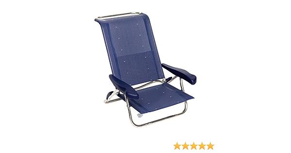 AL-215 Campingchair Crespo 41 Dark Blue
