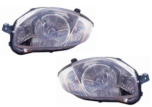 06 eclipse headlight assembly - 6