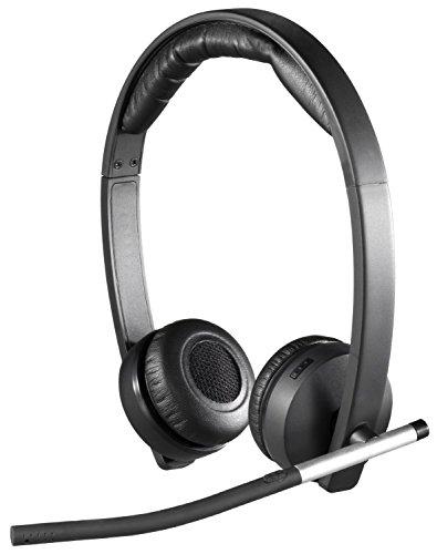 Logitech Wireless Double Ear Certified Refurbished
