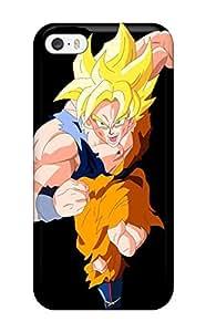 Best New Fashion Premium Tpu Case Cover For Iphone 5/5s - Super Saiyan Goku 2264271K49899410