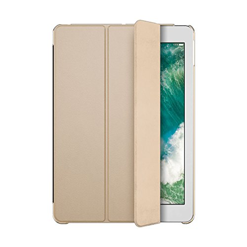 iPad 9.7 Case Patchworks Pure Cover Case Gold iPad 9.7 in...