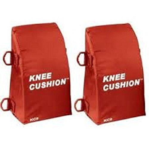 New Martin Adult Baseball Softball Catchers Knee Savers For 5'7'' & Taller Red by Martin Sports