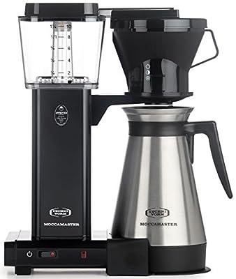Technivorm-Moccamaster KBT 10-Cup Coffee Brewer with Thermal Carafe by Technivorm Moccamaster