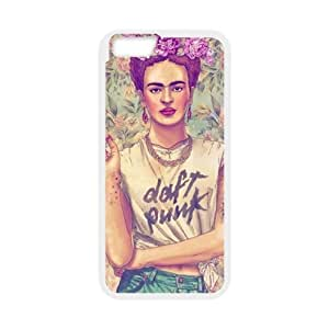 Frida Kahlo Plastic and TPU (Laser Technology) cases for Apple iPhone6 4.7""