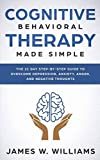 Cognitive Behavioral Therapy: Made Simple - The 21