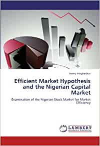 an examination of the efficient market hypothesis According to the academic work of fama (1970), efficient market hypothesis ( emh) becomes one of the most significant study topics in the finance and economic field on the other hand, this study solely concentrates on the examination of weak-form emh and random walk hypothesis without taking transaction cost and.