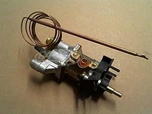 termorubinetto Horno Zerowatt valvolato cf-hg394C
