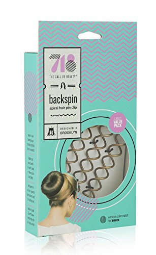 718 Beauty Backspin Spiral Color Match product image