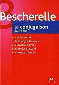 La Conjugaison pour tous par Michel Arrivé