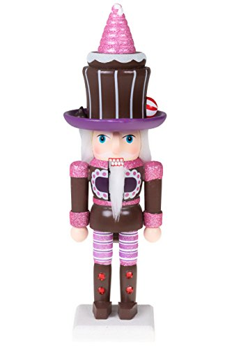 """Sweet Shoppe Nutcracker by Clever Creations 