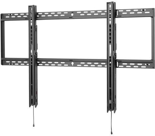 Peerless SF680P SmartMount Universal Flat Mount for 61-98 Flat Panel Screens Weighing Up to 350 lbs, Black