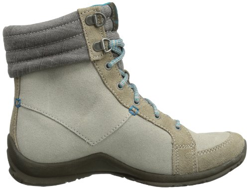 Merrell Up Women's Lining Boots Chukka Lace Chenell Silver Elfenbein Ivory vrFpOqvwx