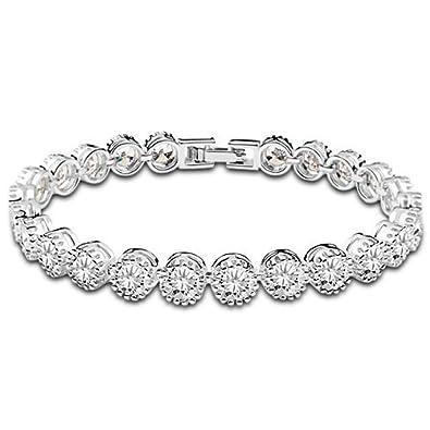 MARENJA Kristall-Valentinstag Geschenke Für Frauen-Damen Armband ...