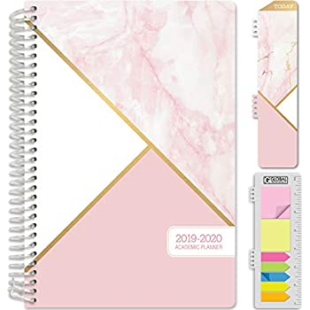 Amazon.com : HARDCOVER bloom daily planners Academic Year ...