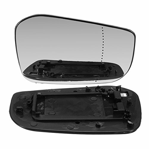 Daphot-Store - Left Side Door Mirror Glass For G6/Volvo S60 S80 V70 (03-06) 30634719 3001-879/881 -  CAMACA_3282653395