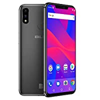"BLU VIVO XI+ - 6.2"" Full HD+ Display Smartphone, 128GB+6GB RAM, AI Dual Cameras -Black from CTMIA - pallet ordering"