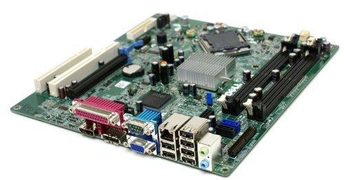 D517D - System Board Core 2 Duo/Core 2 Quad W/O CPU Optiplex 760 (Certified Refurbished)